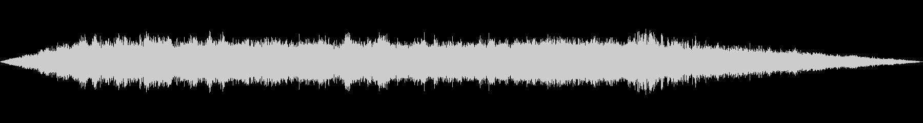 海 波 浜辺 海岸 カモメの環境音 17の未再生の波形