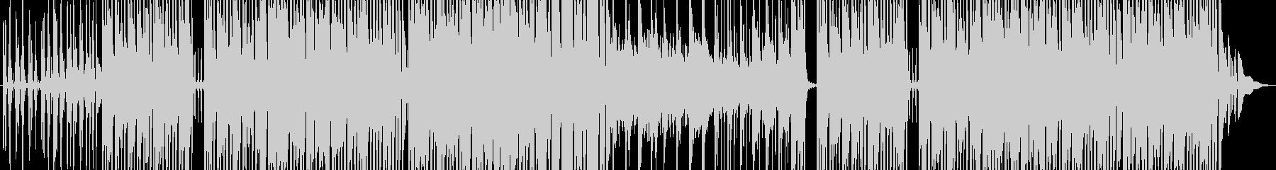 映像用口笛が楽しい軽快なカントリーの未再生の波形