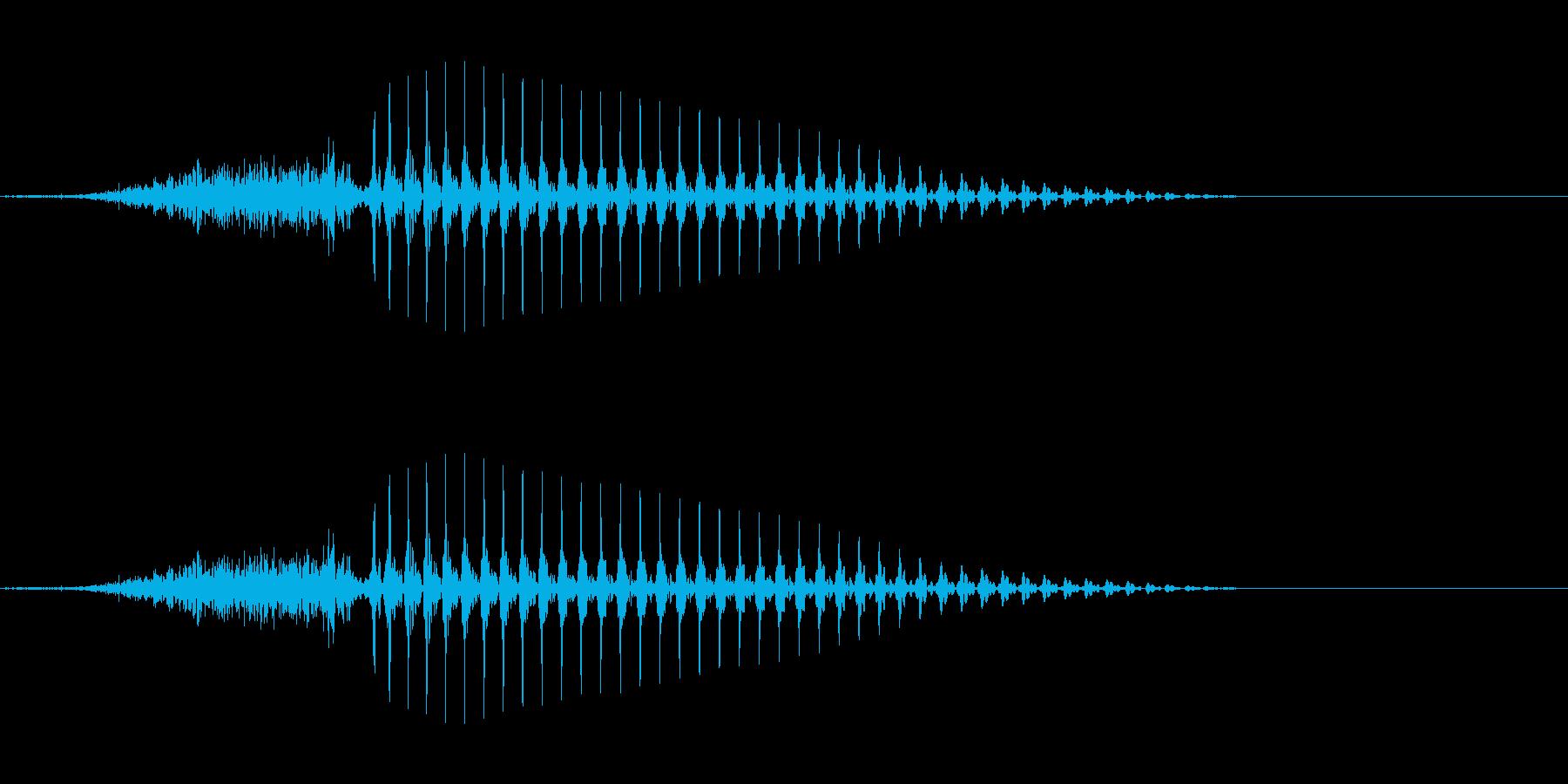 サン 三(3) 中国語(北京語) 男の再生済みの波形