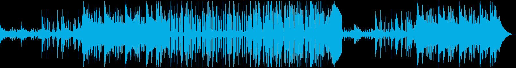 クールでドープなクラブミュージックの再生済みの波形