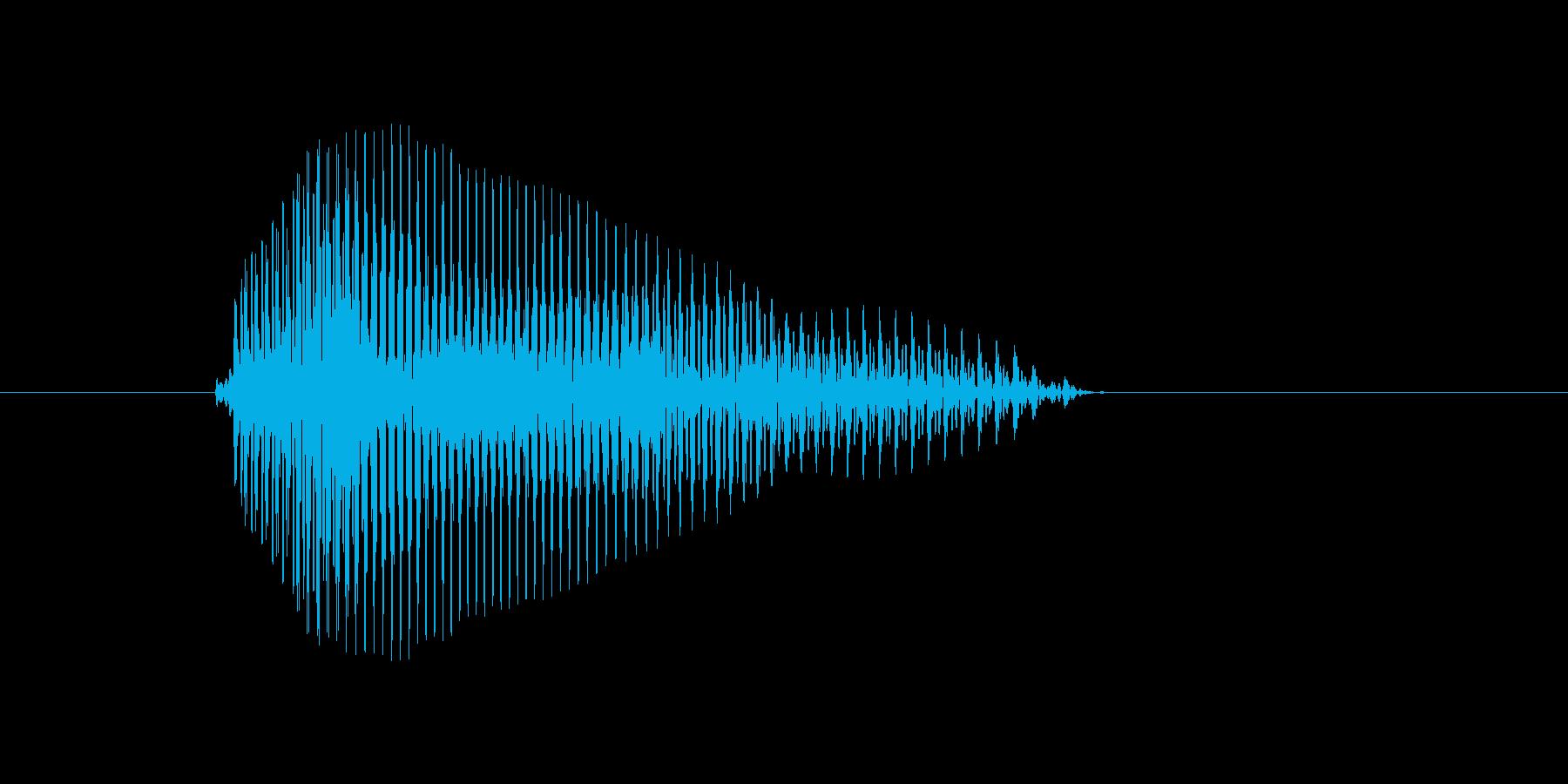o,O,O(オー)の再生済みの波形