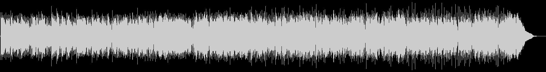 パッヘルベルのカノンJazzの未再生の波形