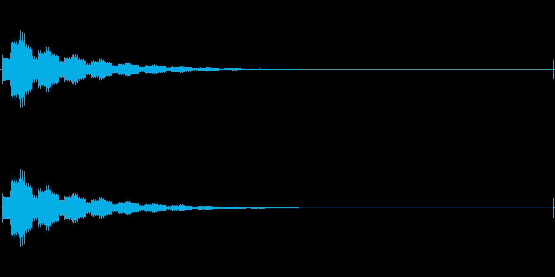 キラッキラッキラッ…(星、回復音、決定)の再生済みの波形