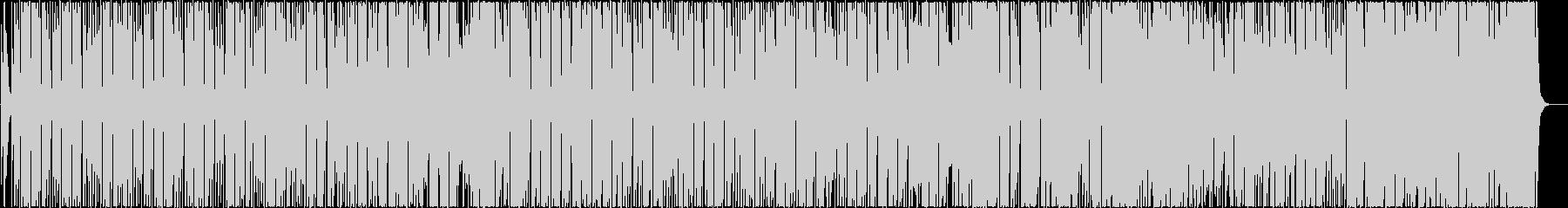 金管メインのミドルテンポの心地よいスカの未再生の波形