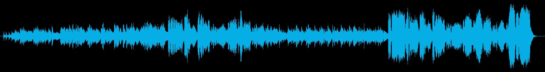 生演奏「オーソレミオ」カンツォーネ/伊語の再生済みの波形