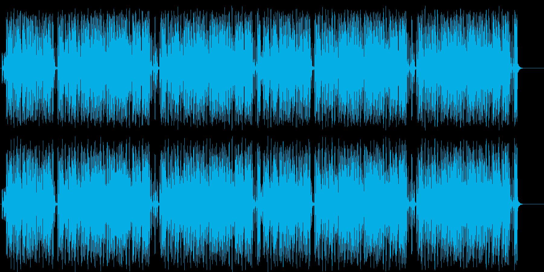 ボサノバ のんびり 大人 おしゃれの再生済みの波形