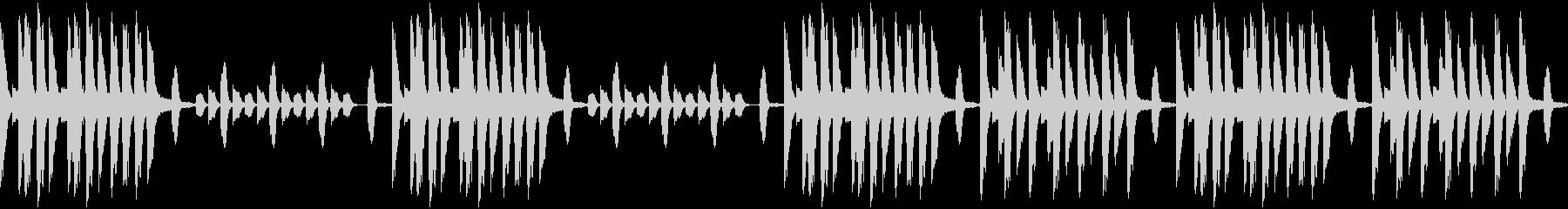 楽しみな入社式な曲(ループ仕様)の未再生の波形