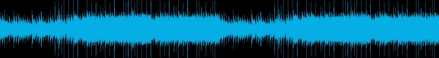 【ギター】日常 図書館【アコーディオン】の再生済みの波形