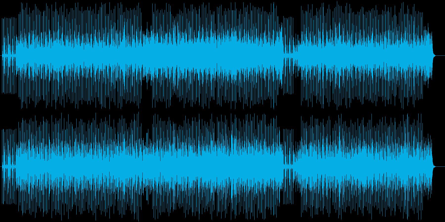 レトロなゲームミュージック 宇宙の再生済みの波形