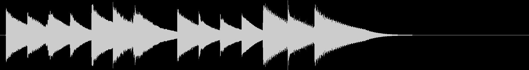 オルゴールのスローバラード。(BGMバ…の未再生の波形