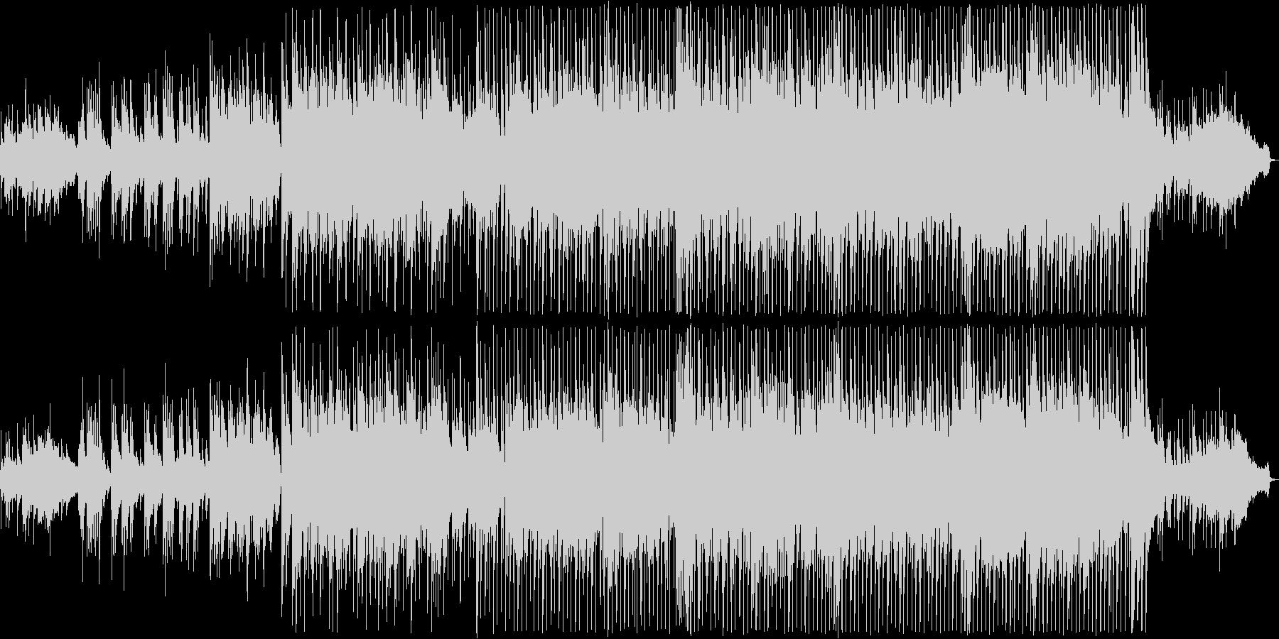 感動的な雰囲気に満たされたバラード4の未再生の波形