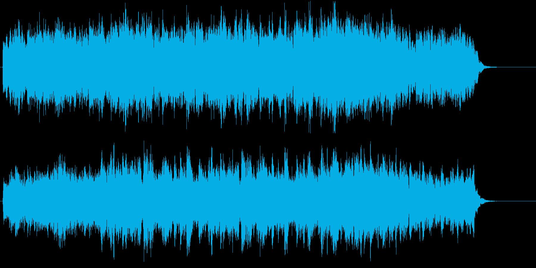 感動 切ない 優しい しっとり メルヘンの再生済みの波形