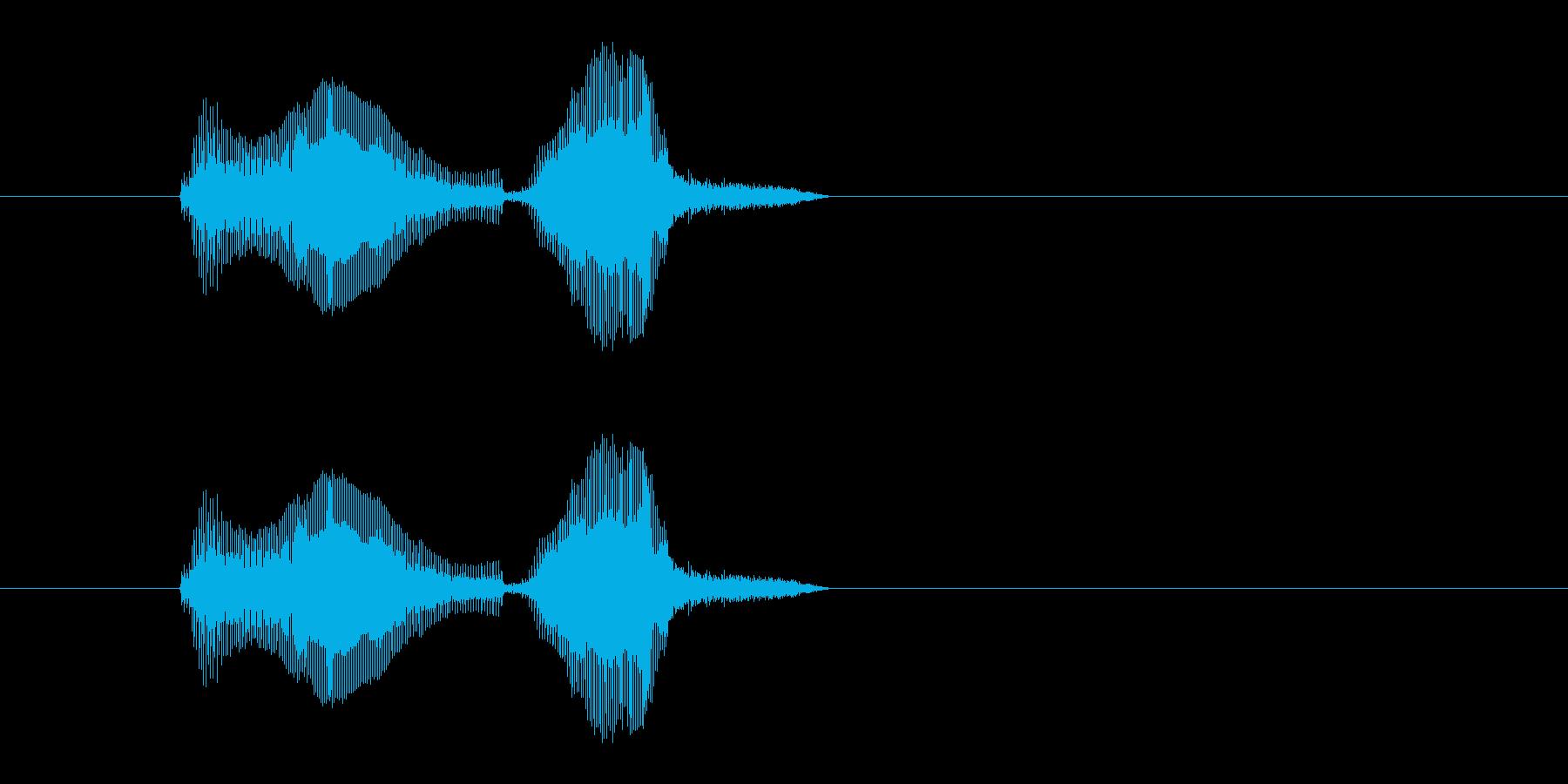 ユーロス!!の再生済みの波形