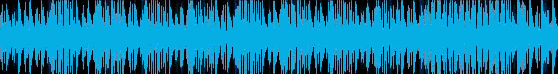 ハロウィン/怪しい/夜/ワルツ/ダークの再生済みの波形