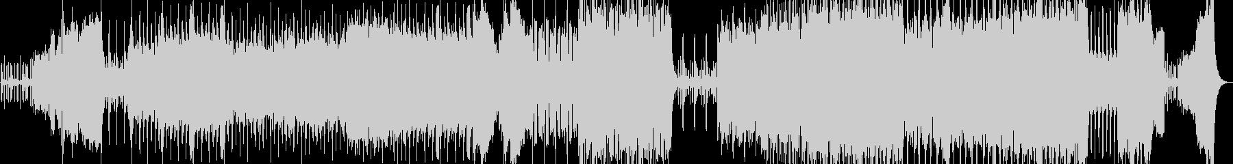 オーケストラ魔法森ハロウィンBGMRPGの未再生の波形