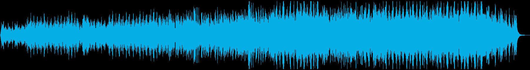 【リズム抜き】初夏~夏をイメージしたノスの再生済みの波形