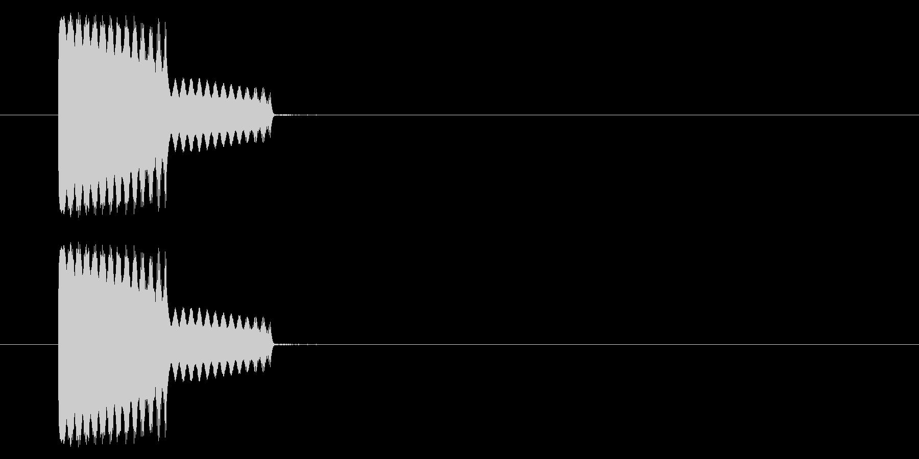 【GB 汎用02-03(ピッチ)】 の未再生の波形