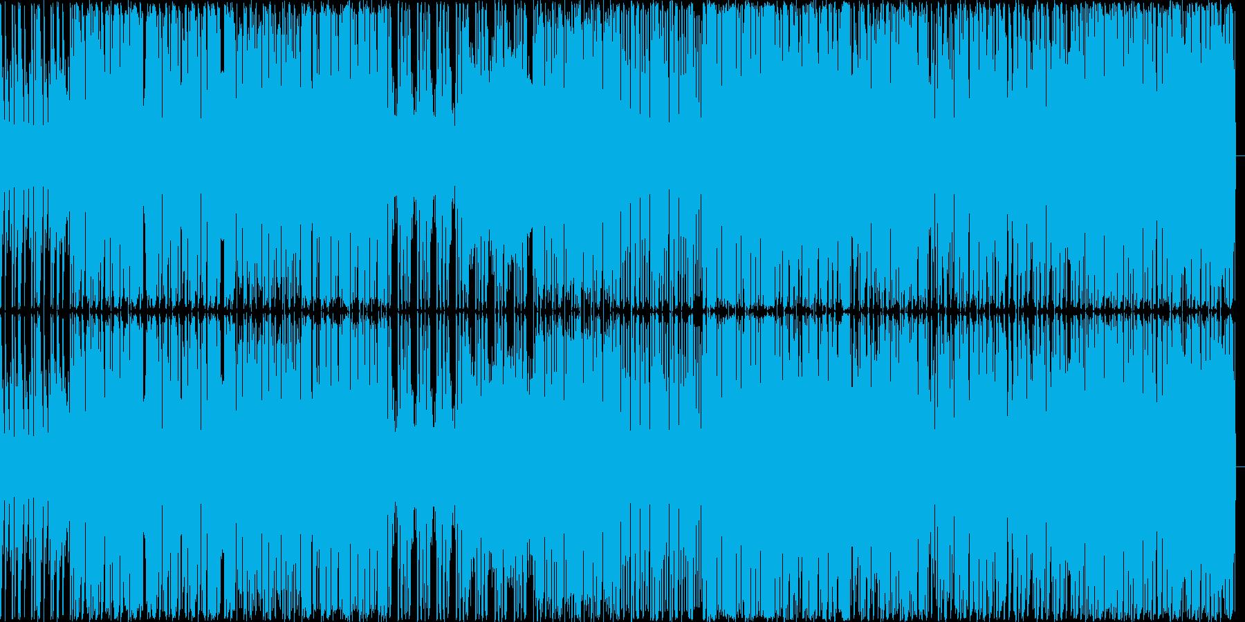 trapです。EDMです。の再生済みの波形