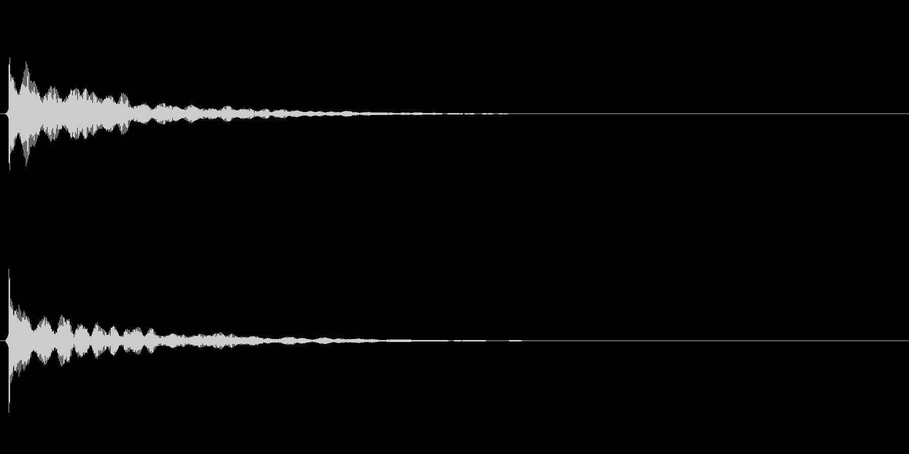 キラキラ系_091の未再生の波形
