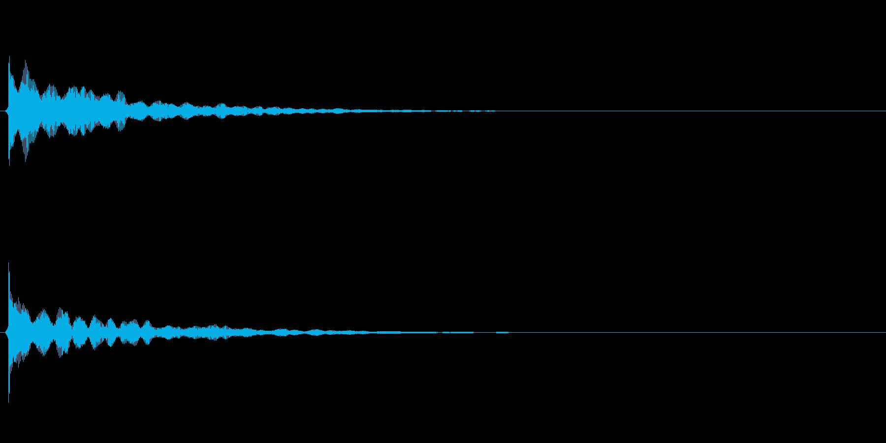 キラキラ系_091の再生済みの波形