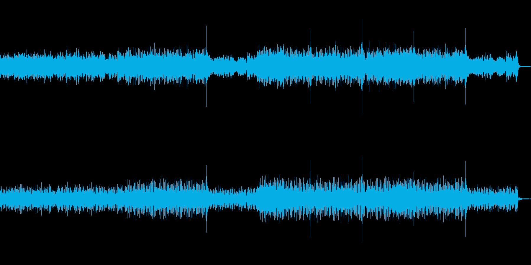 【メロディ抜き】しっとり温かく、優しい…の再生済みの波形