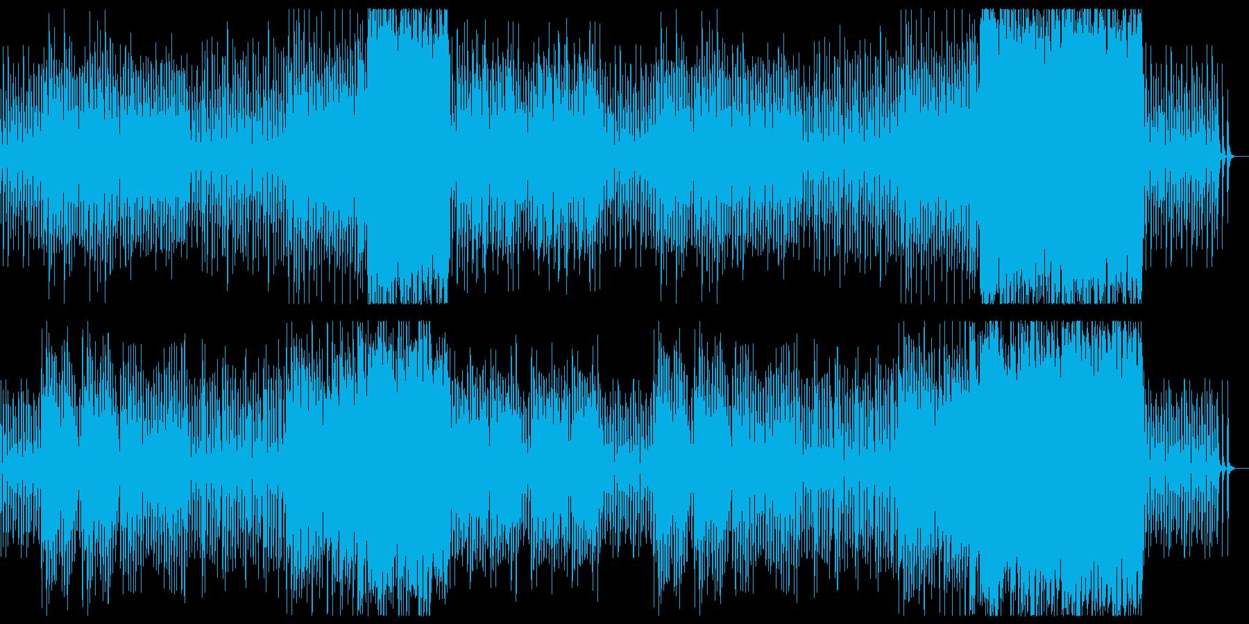 【リズム抜き】ほのぼの軽快ファンタジー…の再生済みの波形