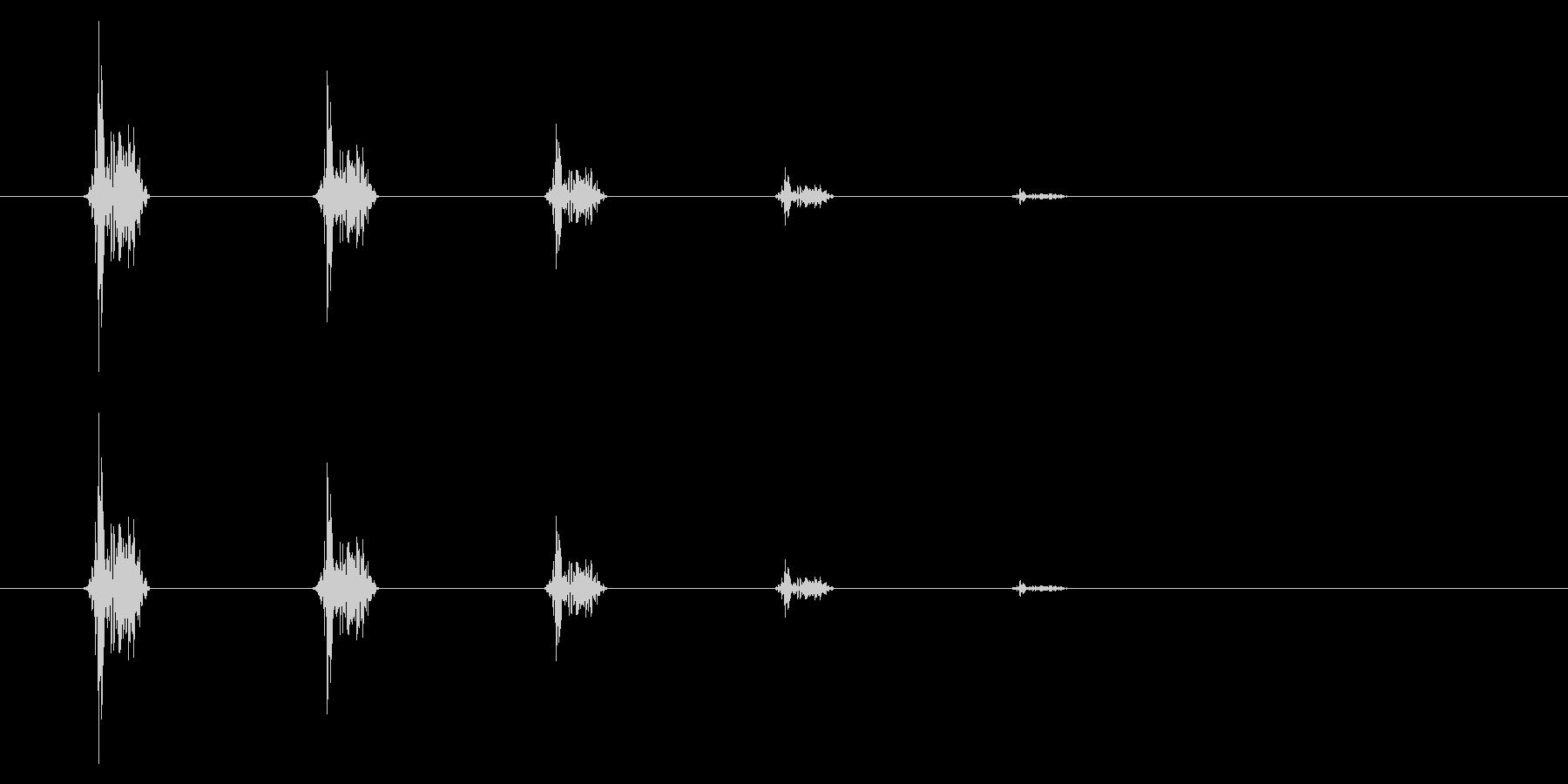 SNES-RPG01-06(階段)の未再生の波形