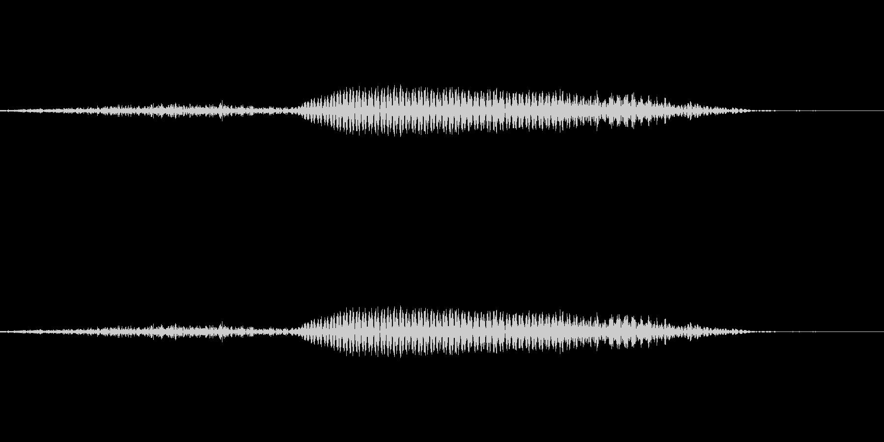 4 (しぃ)の未再生の波形