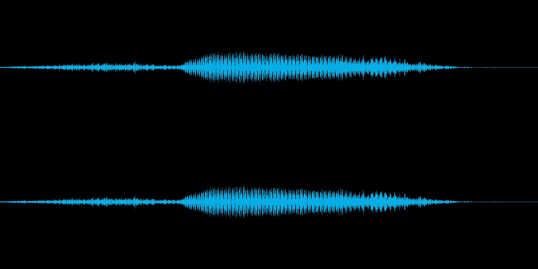 4 (しぃ)の再生済みの波形