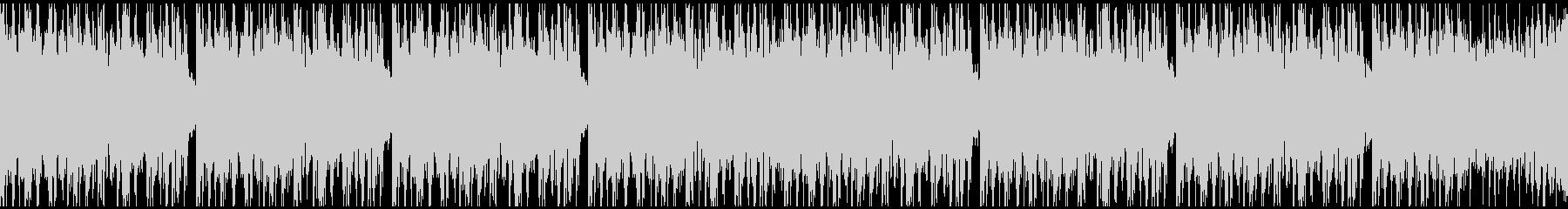 [ループ]ダンスミュージック2 30秒の未再生の波形