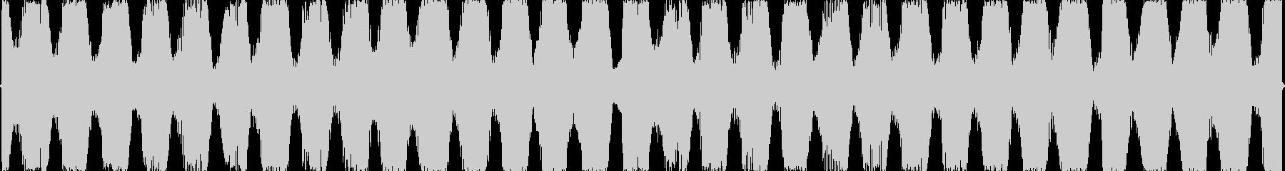 エレクトロニック、EDM、四つ打ちの未再生の波形