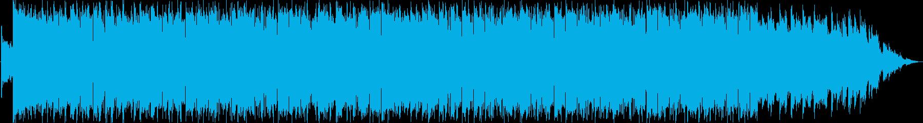 Tranceアレンジの曲です。mp3 …の再生済みの波形