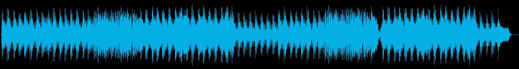 穏やかで優しいピアノクラシックの再生済みの波形