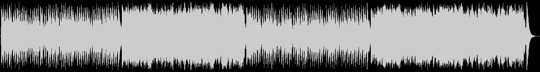 ジングルベル オルゴール&Str.の未再生の波形
