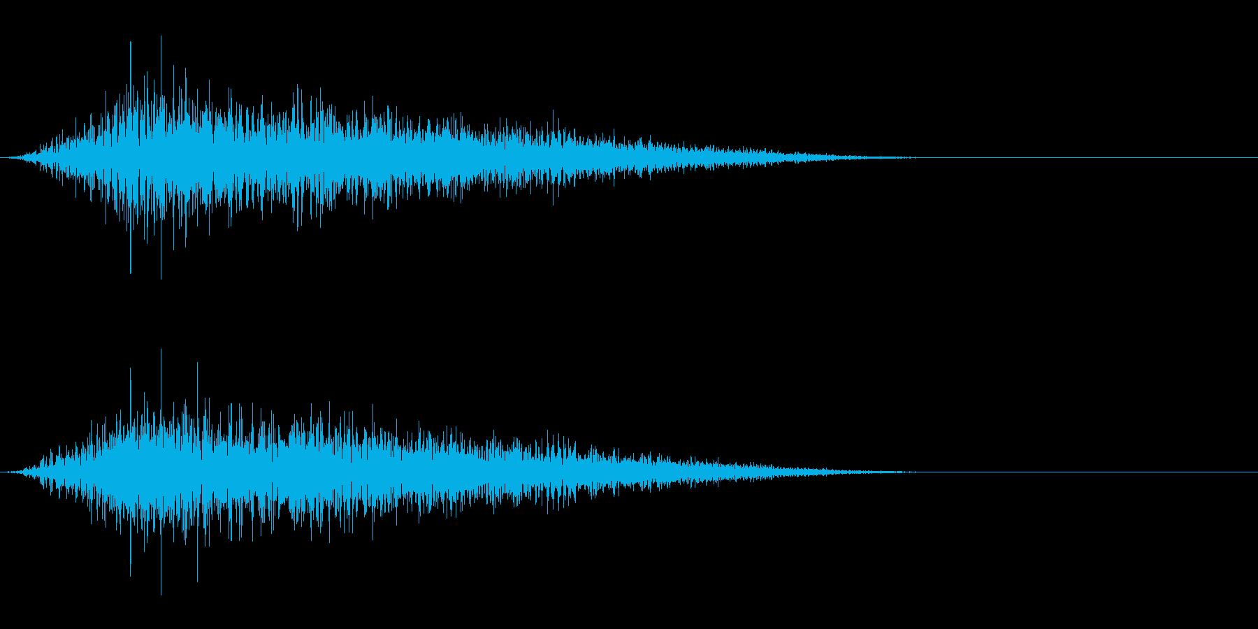 シュイーン(パワーアップ/レベルアップ)の再生済みの波形