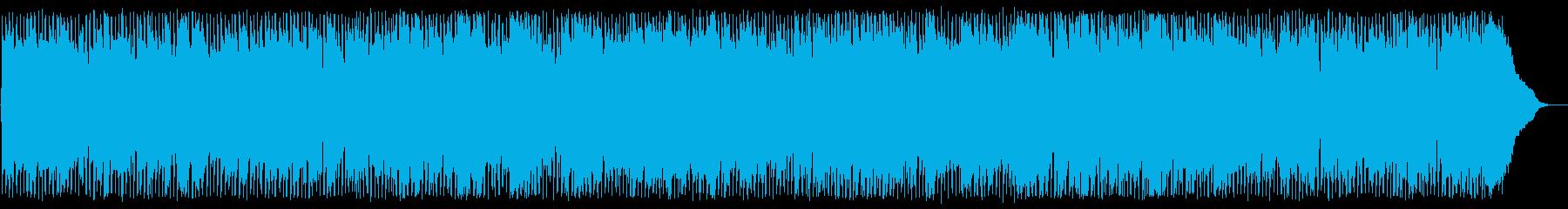 パッヘルベルのカノン(acoustic)の再生済みの波形
