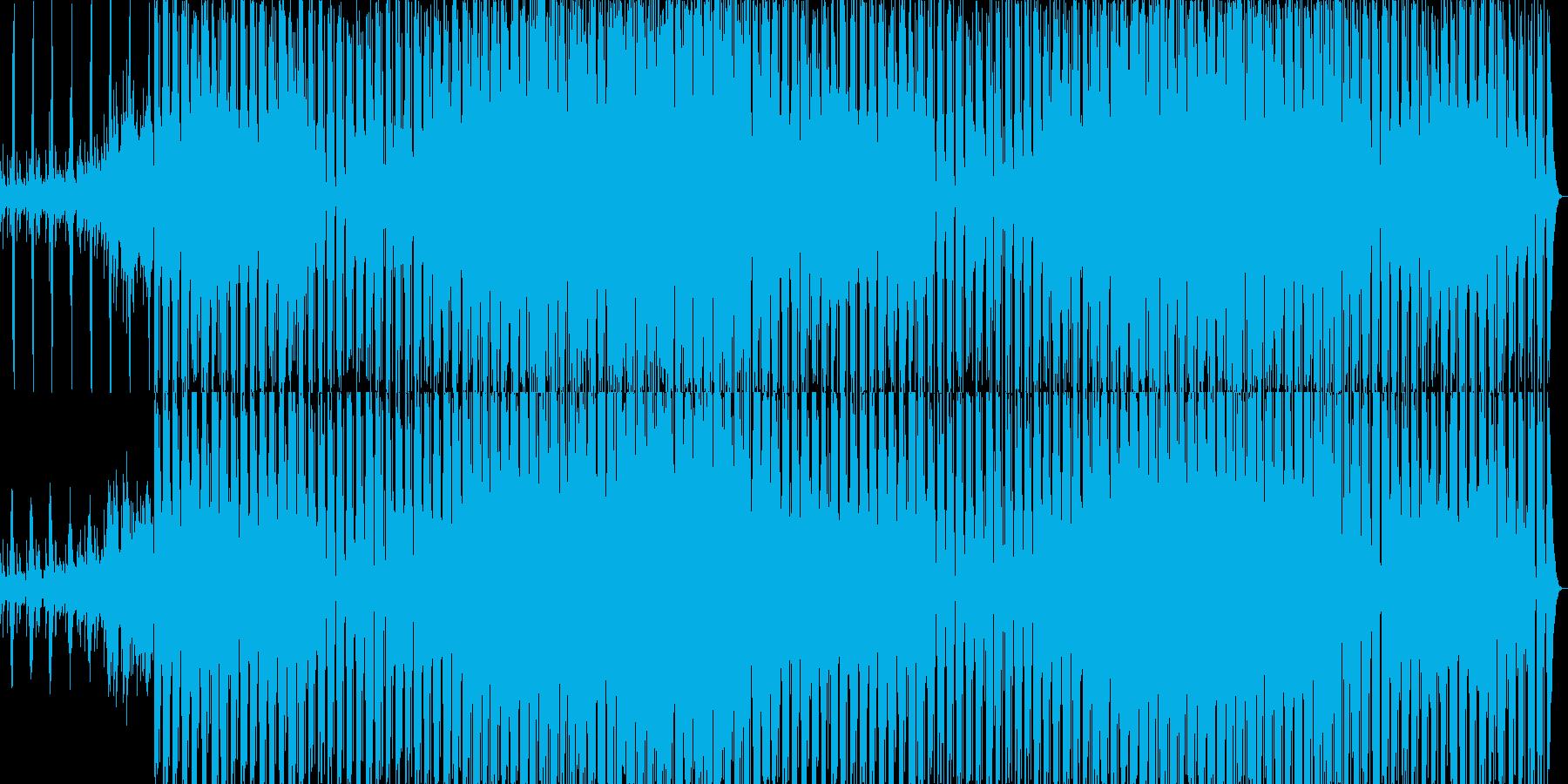 Hiphop  soul スクラッチ音♪の再生済みの波形