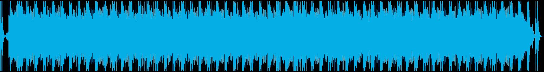 思案するホラーの再生済みの波形
