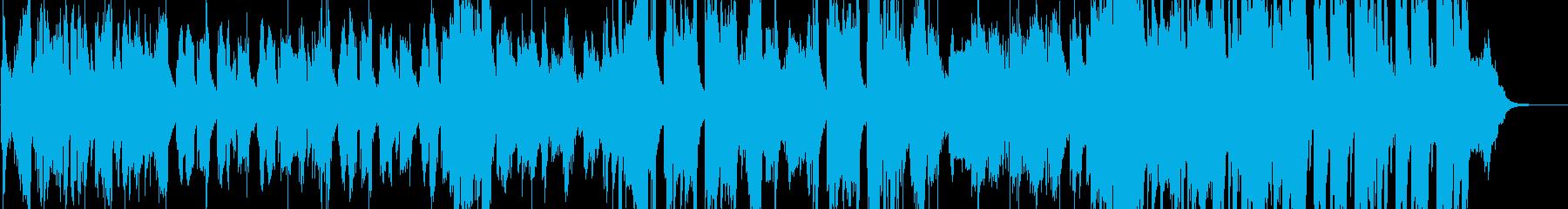 【ベース無し】ジャズ・おしゃれ・バー・…の再生済みの波形