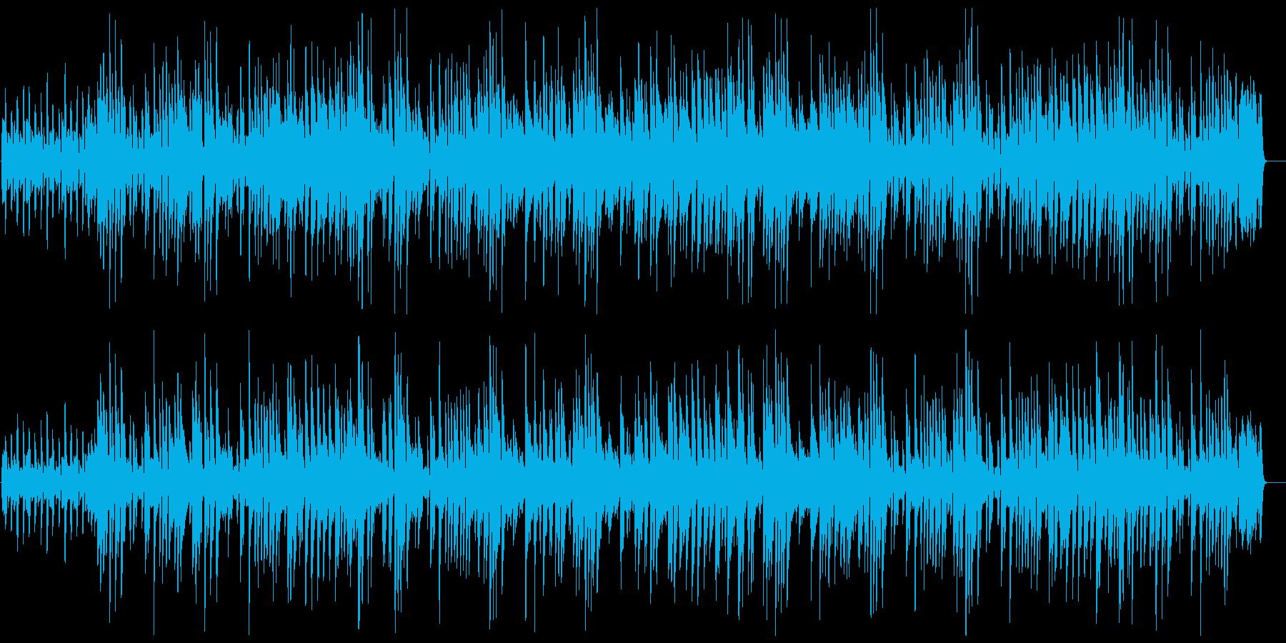 ピアノ・トリオNo.5/ピアノのみの再生済みの波形