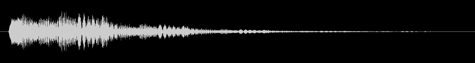 ポップアップ_決定音系_07の未再生の波形