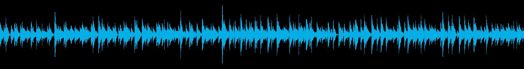 ペット大好き (ループ仕様)の再生済みの波形