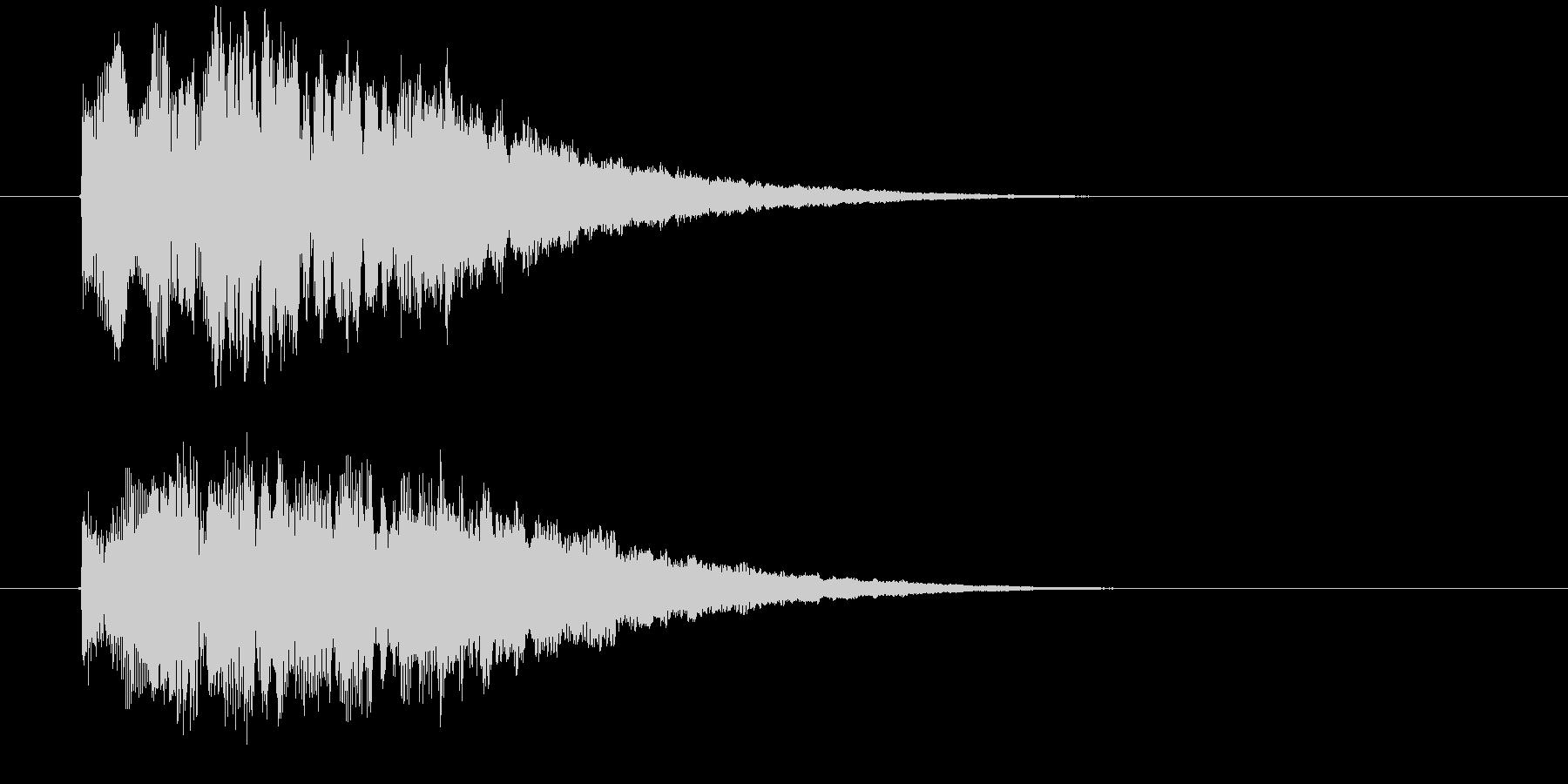 レベルアップ_m0234の未再生の波形