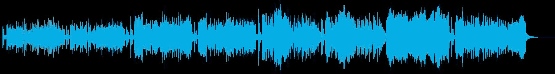 バロ、バロ、バロックの再生済みの波形