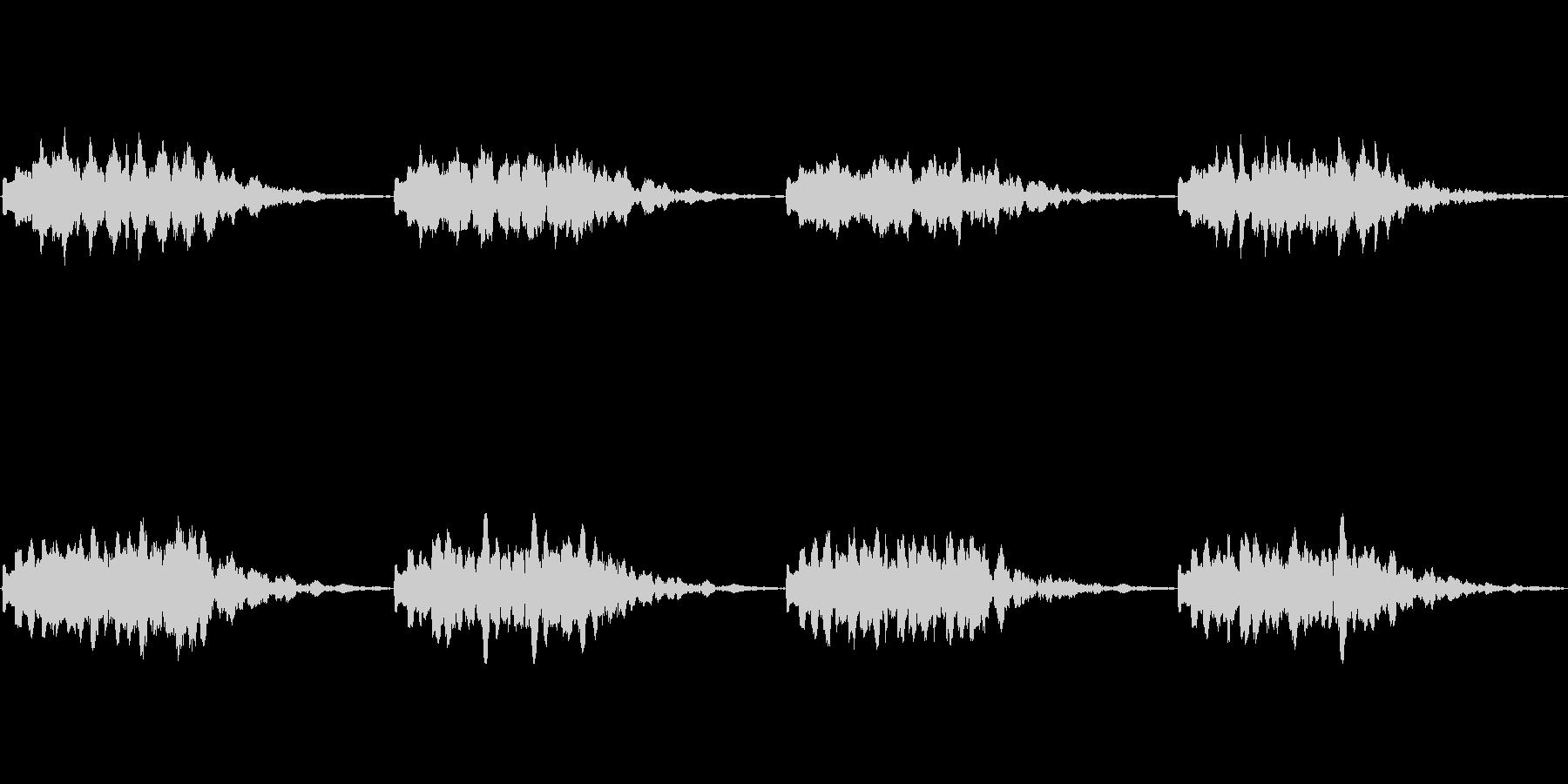 【電話 着信音01-3L】の未再生の波形