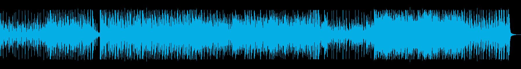 楽し気な手拍子が明るいロックポップの再生済みの波形