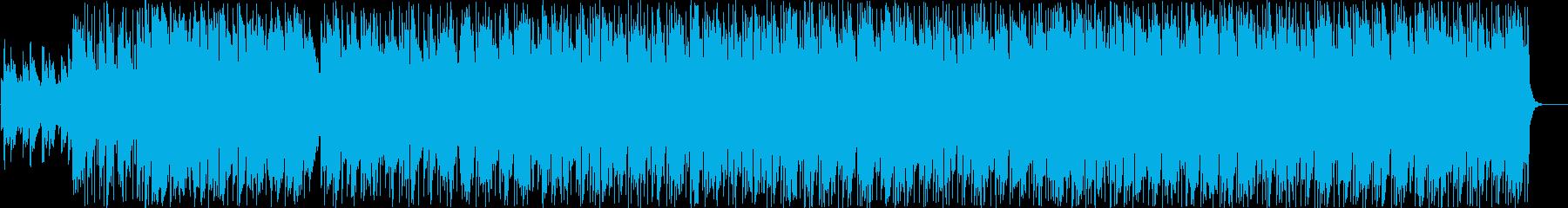 エレピが効いたメロウなバラードの再生済みの波形