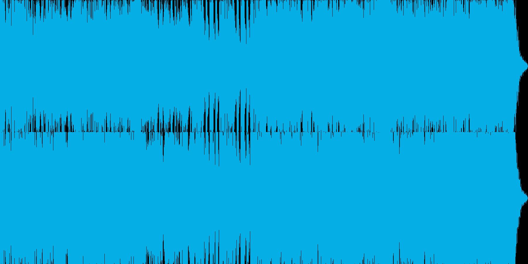 映画・ゲーム用バトルBGM7の再生済みの波形