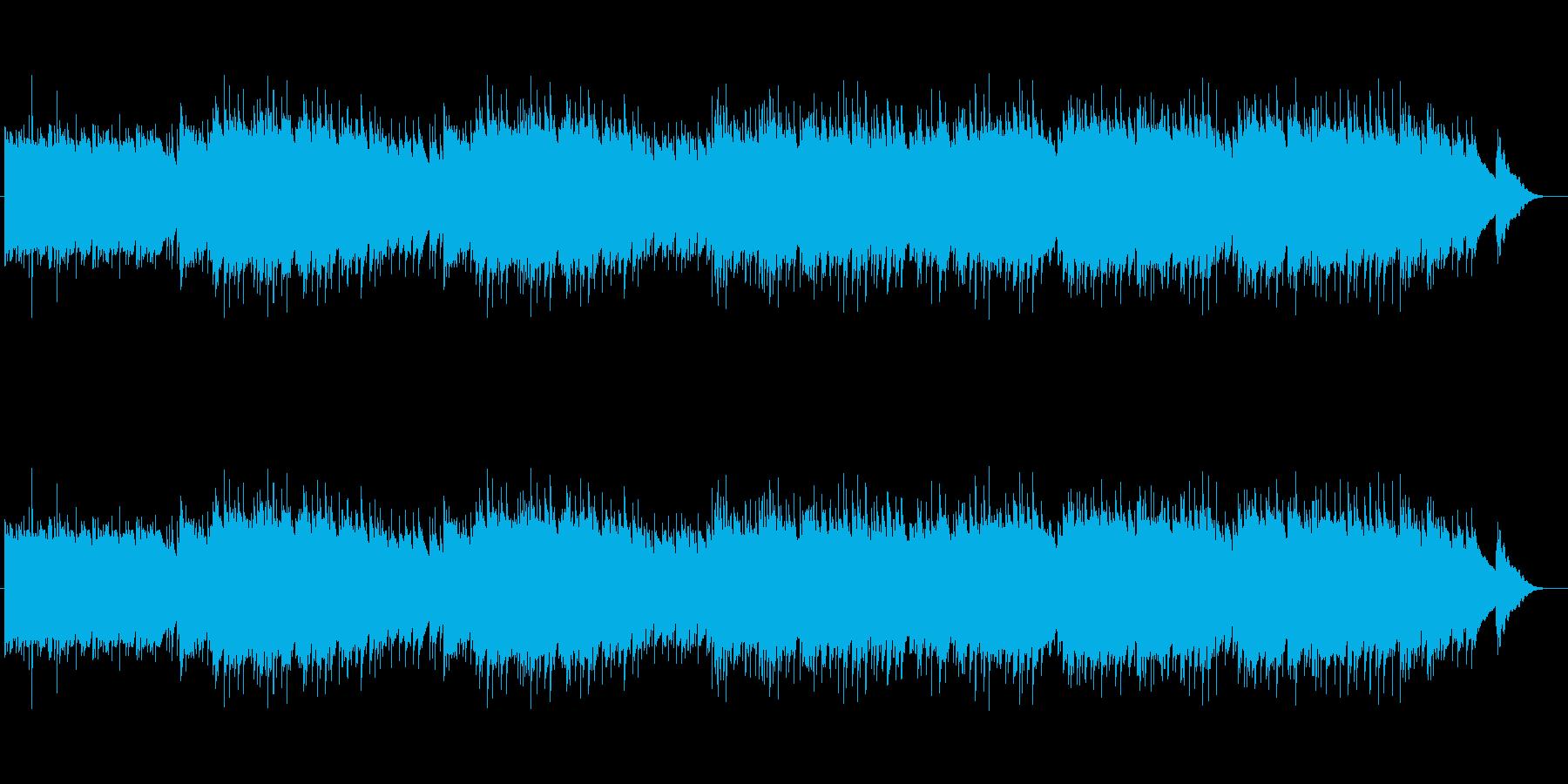 元々、歌モノのつもりで作っていたのです…の再生済みの波形