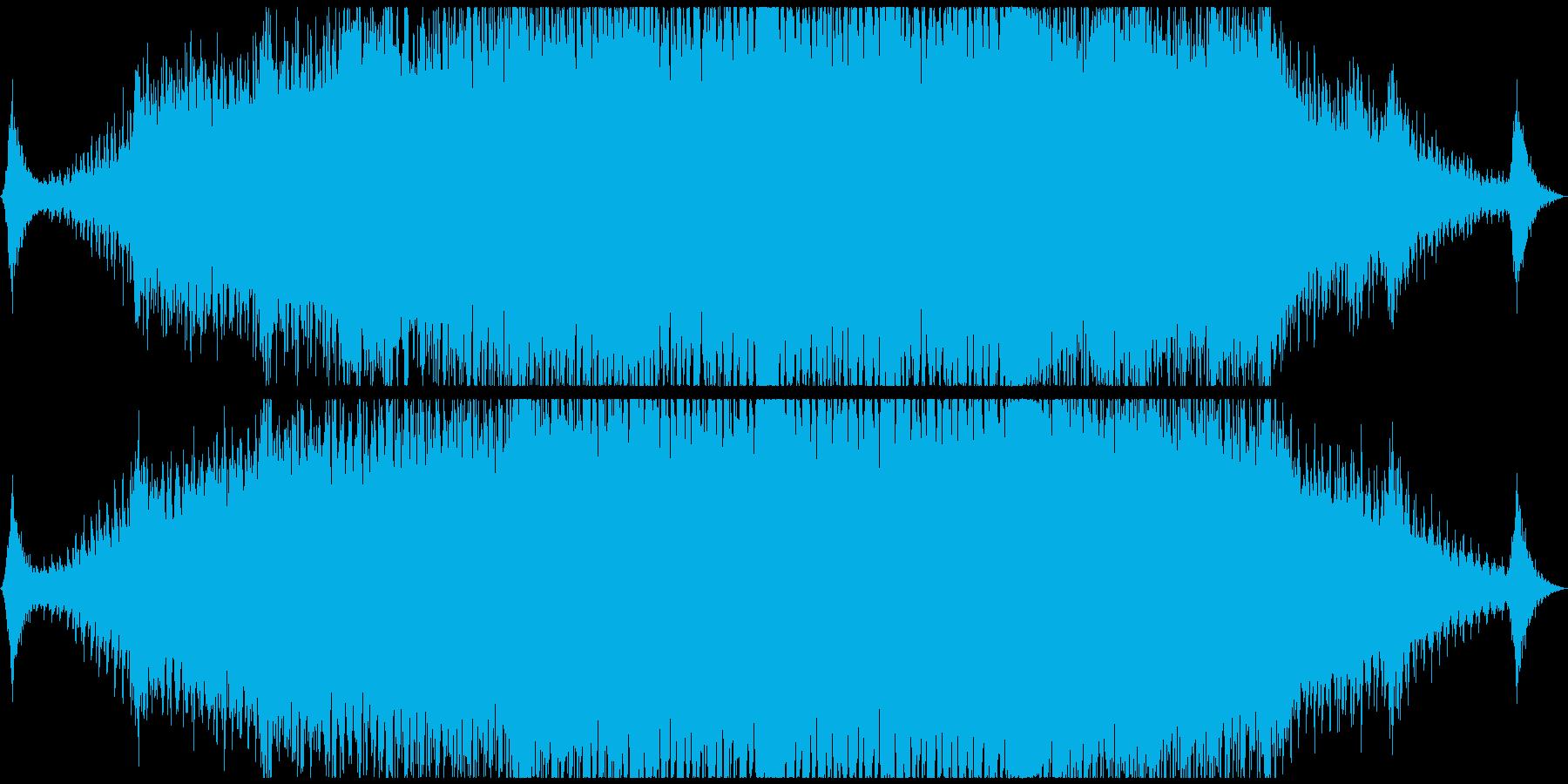 クラブ/エレクトロニカ/アンビエントの再生済みの波形